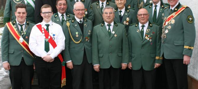 Neuer Präses der Schützenbruderschaft ist Pfarrer Hubert Lange