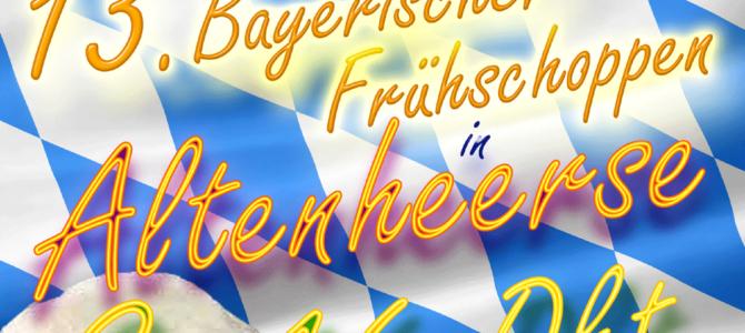 13. Bayerischer Frühschoppen in Altenheerse