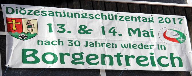 Diözesanjungschützentag in Borgentreich