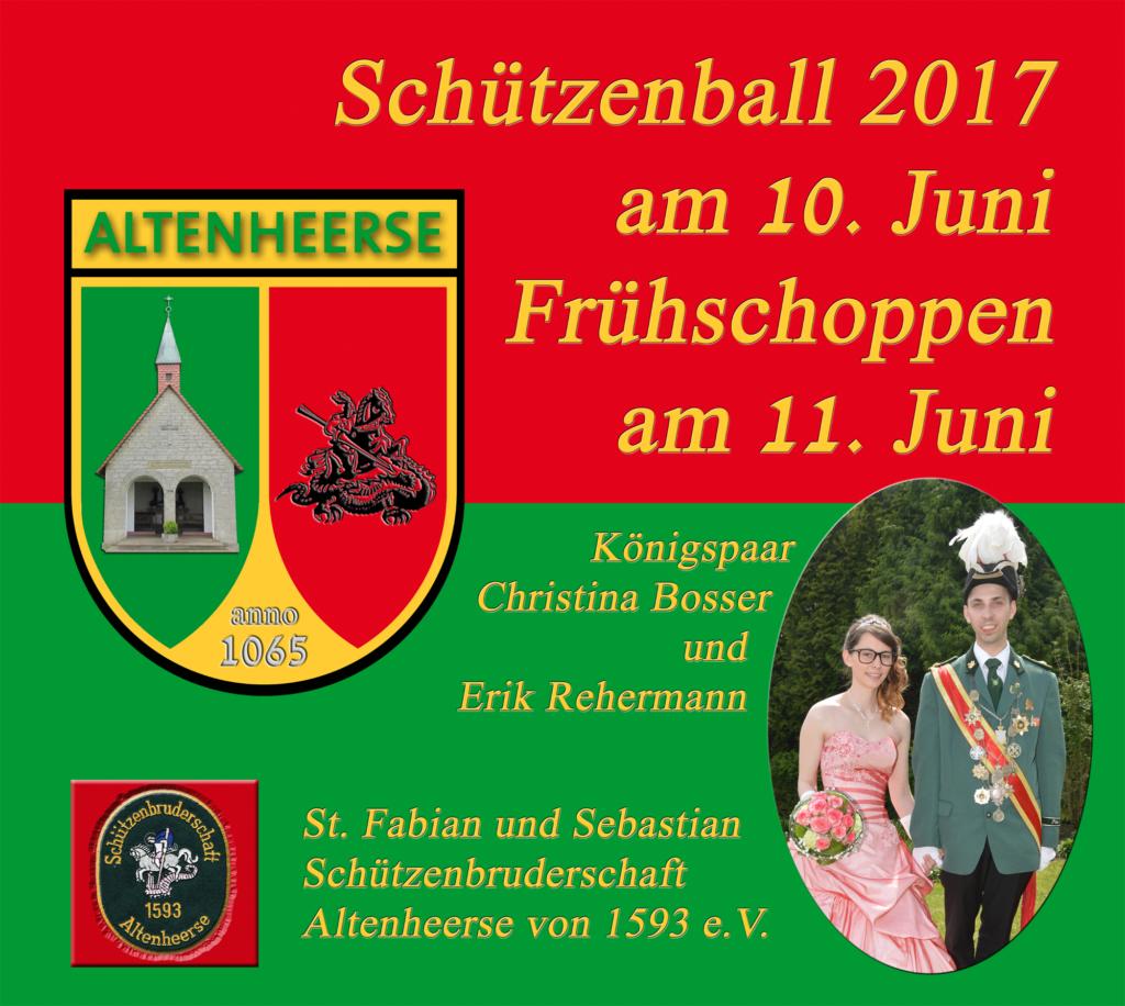Schützenball 2017