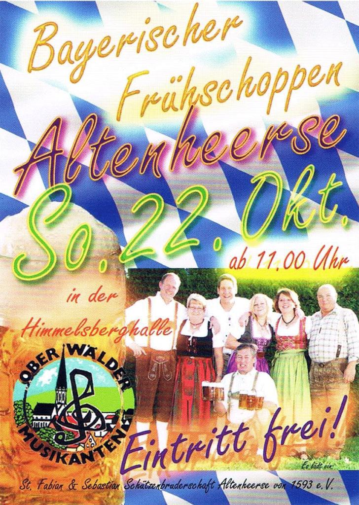 14. Bayerischer Frühschoppen