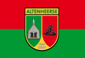 Hissflagge Altenheerse