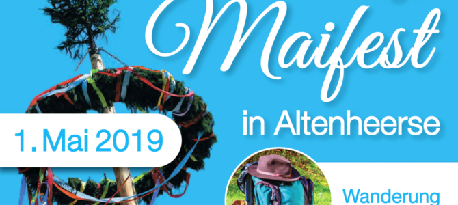 Maifest 2019
