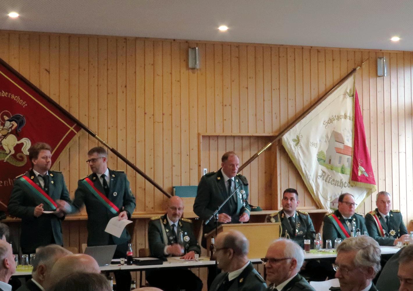Hauptversammlung 2021